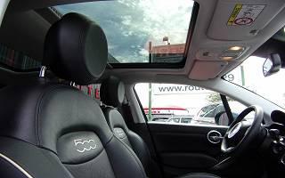 FIAT 500 X